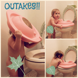 Приучение к туалету - это весело!