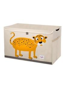 """Сундук для игрушек """"Леопард"""" 3Sprouts"""