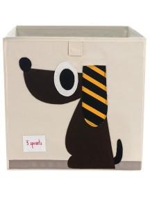 Коробка для хранения 3 Sprouts «Такса»
