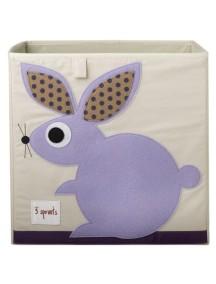 Коробка для хранения 3 Sprouts «Кролик»