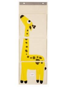 Органайзер на стену 3 Sprouts «Жираф»