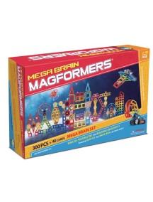 Магнитный конструктор MAGFORMERS 63100 Mega Brain