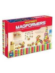 Магнитный конструктор MAGFORMERS 63108 My First Magformers 54