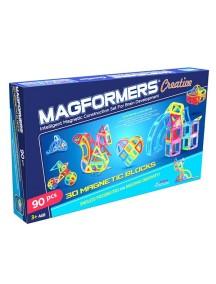 Магнитный конструктор MAGFORMERS 63118 Creative 90