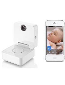 Видеоняня Withings Smart Baby Monitor, работающая с iPhone, iPod, iPad и Android