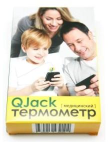 Hi-tech QJack термометр-приставка к мобильному устройству поможет точно измерить температуру тела