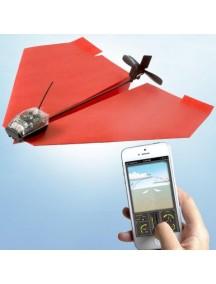 PowerUp 3.0 - бумажный самолет, управляемый смартфоном