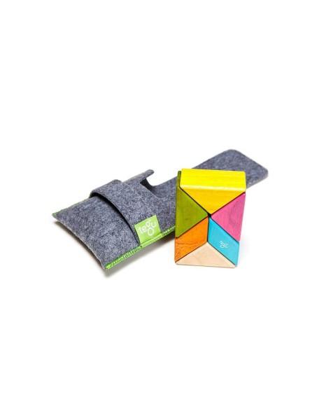 Конструктор Tegu. Карманный набор. Prism. Серия Tints