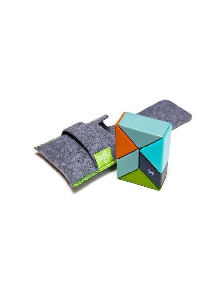 Конструктор Tegu. Карманный набор. Prism. Серия Nelson