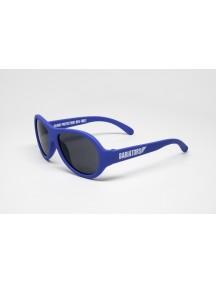 Солнцезащитные очки Бэбиаторс Авиаторы Ангелы синие. 0-2 лет (Babiators Original Aviator Angels)