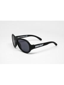 Солнцезащитные очки Бэбиаторс Авиаторы Спецназ черные. 0-2 лет (Babiators Original Aviator Black Ops)