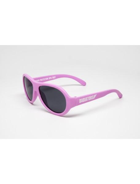 Солнечные очки Babiators Princess (Бэбиаторс Принцесса) розовые. 0-3 года