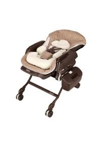 Combi «Nemulila» Auto Swing Beige многофункциональная электронная люлька-стульчик (от рождения - 4 лет) 114480