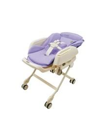 Многофункциональная люлька-стульчик COMBI - ручного укачивания, Combi «Dreamy» Lavenda (от рождения до 4 лет)