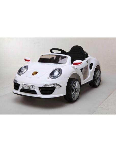 Детский электромобиль Porshe E911KX (белый)