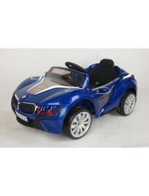 Детский электромобиль BMW E111KX (синий)