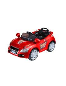 Детский электромобиль Audi HJ 388 (красный) Rivertoys