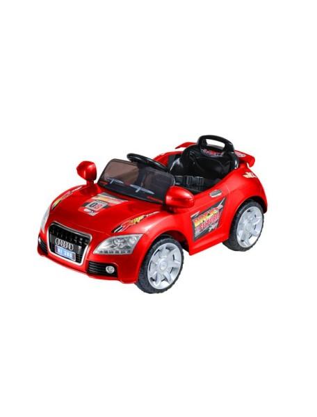 Детский электромобиль Audi HJ 388 (красный)