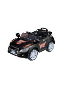 Детский электромобиль Audi HJ 388 (чёрный) Rivertoys