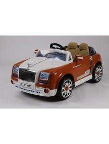 Детский электромобиль Rolls-royce 6666 (красный) Rivertoys