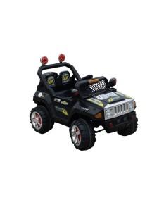 Детский электромобиль HUMMER Е444КХ (чёрный) Rivertoys