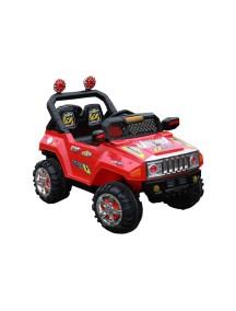 Детский электромобиль HUMMER Е444КХ (красный) Rivertoys