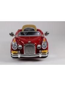 Детский электромобиль Mini retro 1828 (красный) Rivertoys