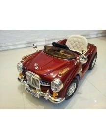 Детский электромобиль Retro A118 (красный)