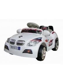 Детский электромобиль BMW 3388 (белый) Rivertoys