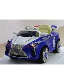 Детский электромобиль Lexus HL 918 (синий) Rivertoys