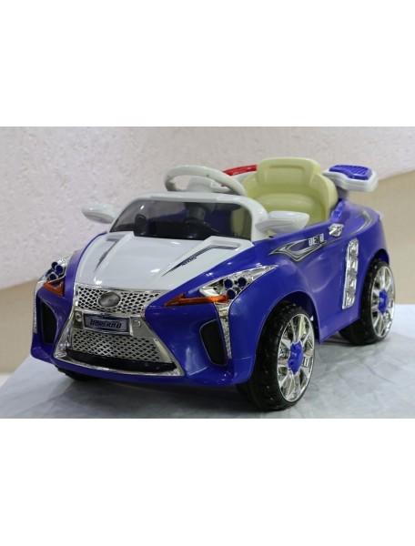 Детский электромобиль Lexus HL 918 (синий)