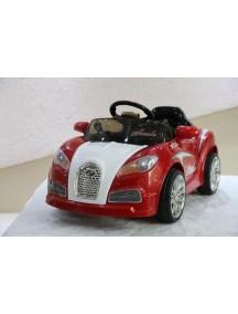 Детский электромобиль Bugatti HL 938 (красный) Rivertoys