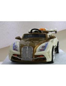 Детский электромобиль Rolls-royce HL 928 (бежевый) Rivertoys