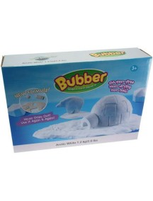 Масса для лепки WABA FUN 140-015 Bubber 1200 гр. (белый)