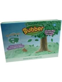 Масса для лепки WABA FUN 140-705 Bubber 1200 гр. (зеленый)
