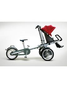 Вело-коляска Taga Bike (Тага Байк) Премиум (Легкий и быстрый)