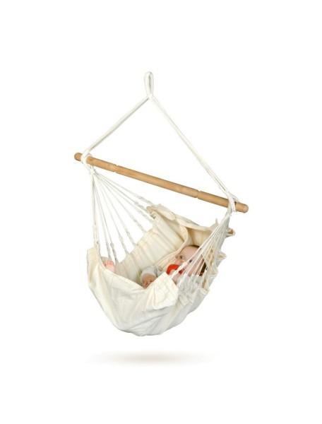Гамак для младенцев YAYITA LA SIESTA из био-хлопка