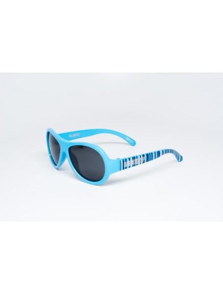 Поляризационные солнечные очки Babiators Supersonic Stripes (Бэбиаторс Сверхзвуковые полоски ). 0-3 года