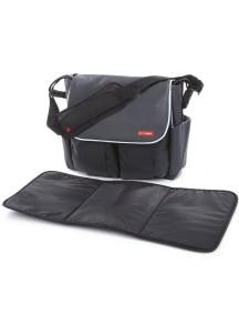 Сумка для подгузников SKIP HOP Dash Deluxe Charcoal (Серый)