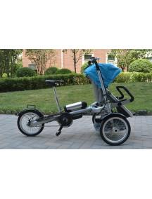 Вело-коляска Taga Bike (Тага Байк) Электро VIP