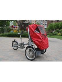 Дождевик для велоколяски Тага байк