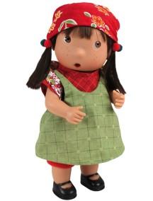 Кукла Tilina (Тилина) - пикник