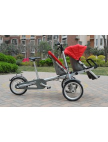 Дополнительное кресло для вело-коляски Тага байк