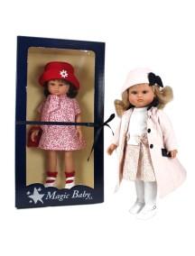 Кукла Nany (Нани) в красной шляпке