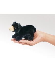 Мягкая пальчиковая игрушка Медведь мини от Folkmanis