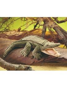 Мягкая игрушка на руку Аллигатор, 61 см от Folkmanis