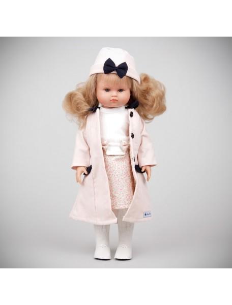 Кукла Nany (Нани) в светлой шляпке