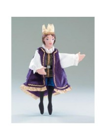Мягкая игрушка на руку Принц, 30 см от Folkmanis