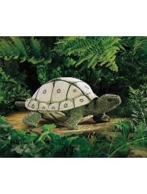 Мягкая игрушка на руку Черепаха, 33см от Folkmanis