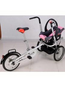 Люлька-авто кресло для Тага байк